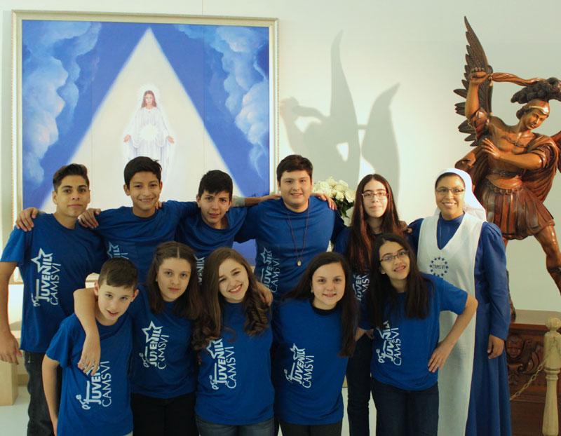 María Siempre Virgen