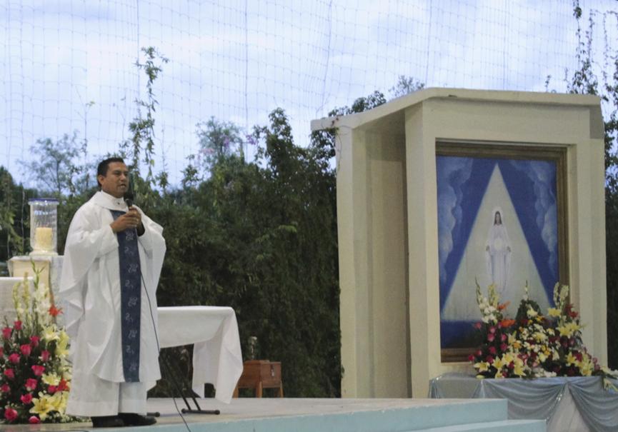 María Siempre Virgen /CAMSVI